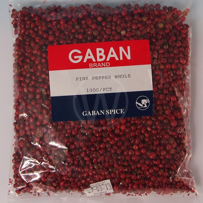 GABAN-PINK--PEPPER-WHOLE