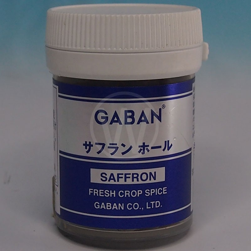 GABAN-SAFFRON-WHOLE