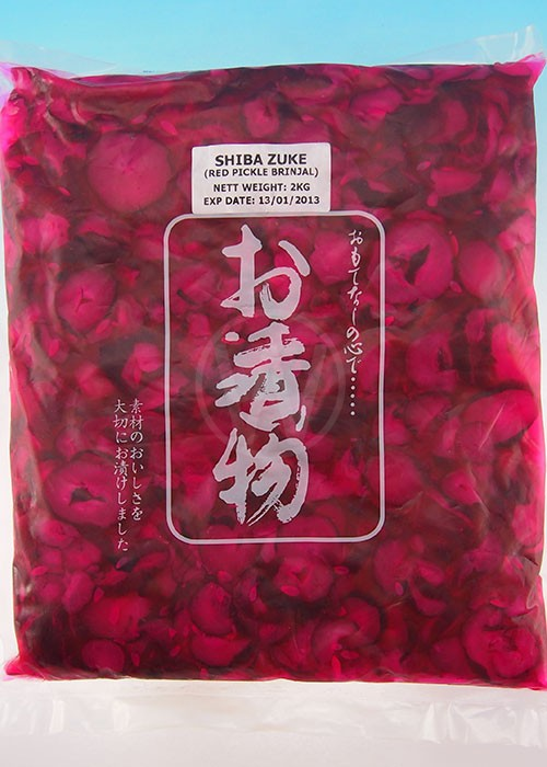 SHIBA-ZUKE