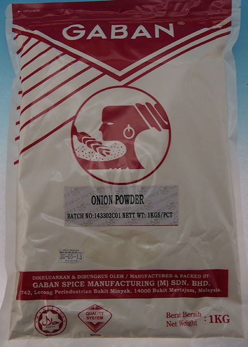 GABAN-ONION-POWDER