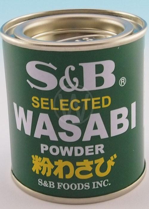 S&B-WASABI-KO-30GM